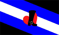 boot pride flag