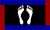 foot fetish pride flag