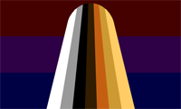 longhair fetish pride flag