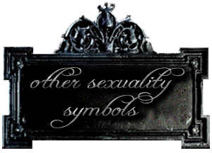 other sexuality symbols